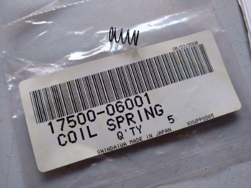 SHINDAIWA 17500-06001 Spring for M254 Coupling